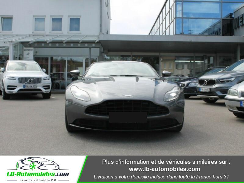 Aston martin DB11 Coupé 5.2 Biturbo V12 Gris occasion à Beaupuy - photo n°5