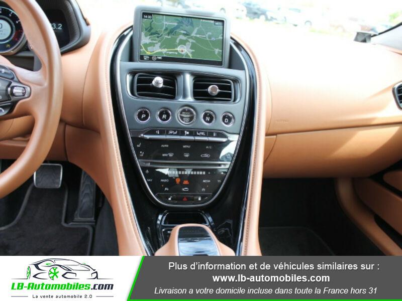 Aston martin DB11 Coupé 5.2 Biturbo V12 Gris occasion à Beaupuy - photo n°4