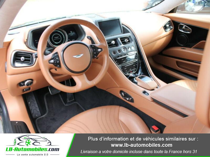 Aston martin DB11 Coupé 5.2 Biturbo V12 Gris occasion à Beaupuy - photo n°2