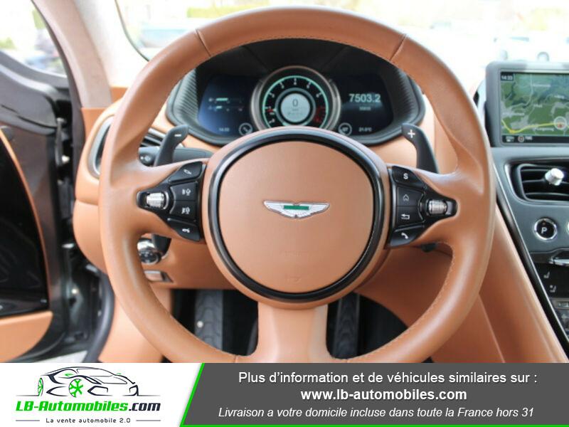 Aston martin DB11 Coupé 5.2 Biturbo V12 Gris occasion à Beaupuy - photo n°3