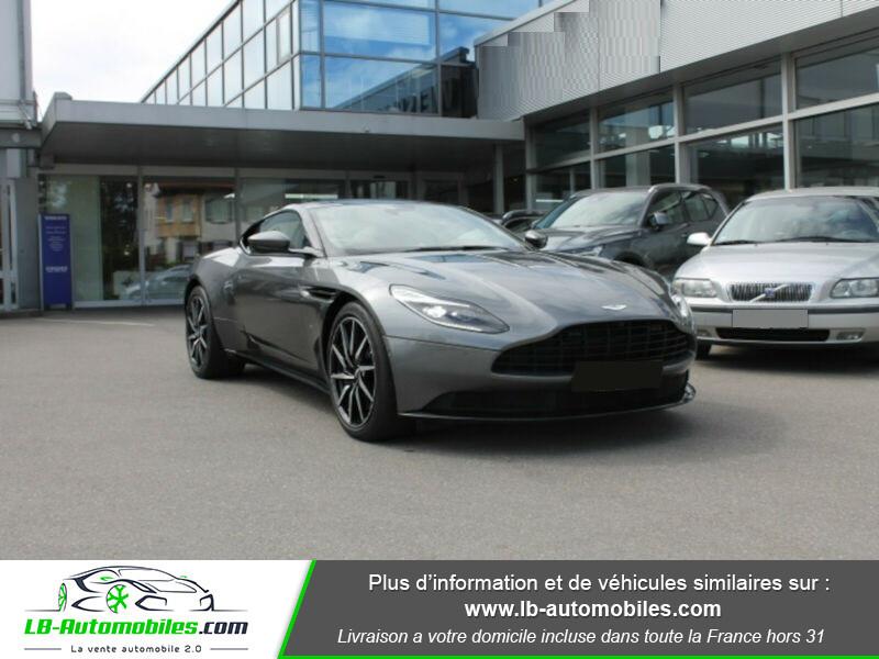 Aston martin DB11 Coupé 5.2 Biturbo V12 Gris occasion à Beaupuy