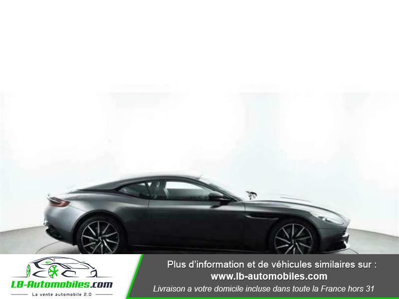 Aston martin DB11 Coupé 5.2 Biturbo V12 Gris occasion à Beaupuy - photo n°9