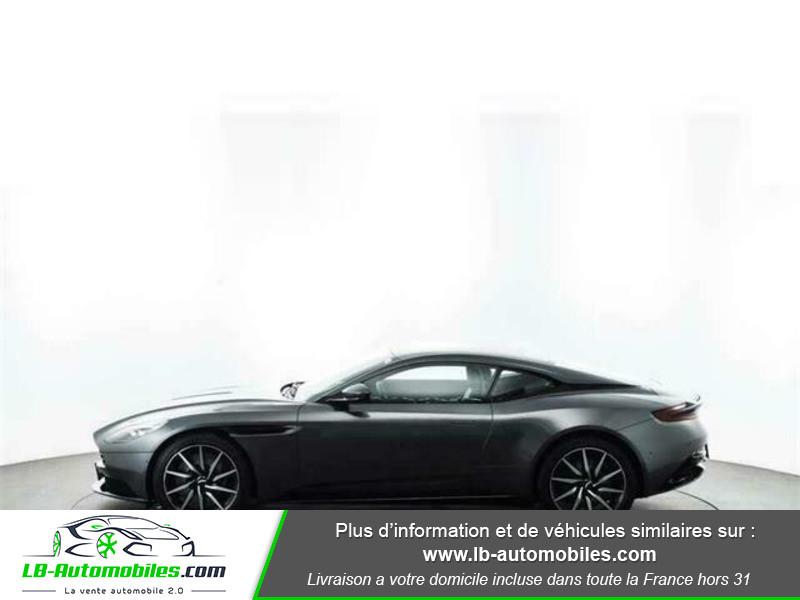 Aston martin DB11 Coupé 5.2 Biturbo V12 Gris occasion à Beaupuy - photo n°8