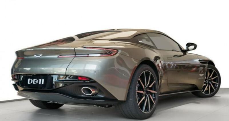 Aston martin DB11 Coupe V12, 4500Kms, Gtie usine # Vert occasion à Mudaison