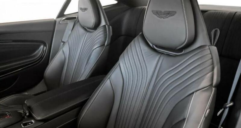Aston martin DB11 Coupe V12, 4500Kms, Gtie usine # Vert occasion à Mudaison - photo n°5