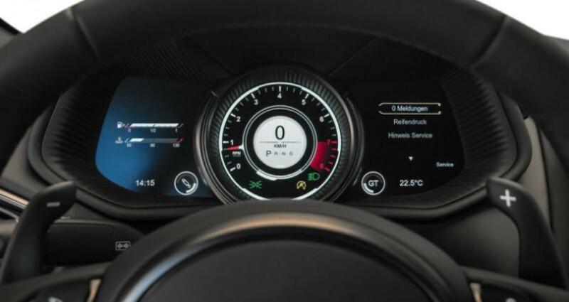 Aston martin DB11 Coupe V12, 4500Kms, Gtie usine # Vert occasion à Mudaison - photo n°3
