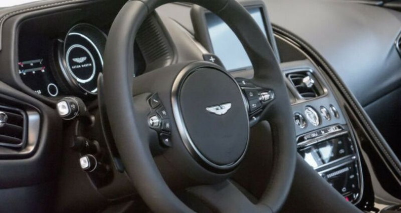 Aston martin DB11 Coupe V12, 4500Kms, Gtie usine # Vert occasion à Mudaison - photo n°4