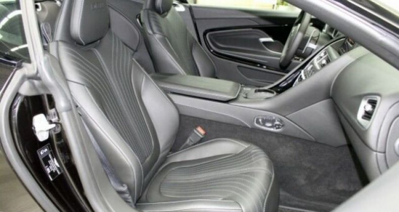 Aston martin DB11 DB11 Coupe Launch Edition Navi Dark Chrome Jewel Noir occasion à Mudaison - photo n°5