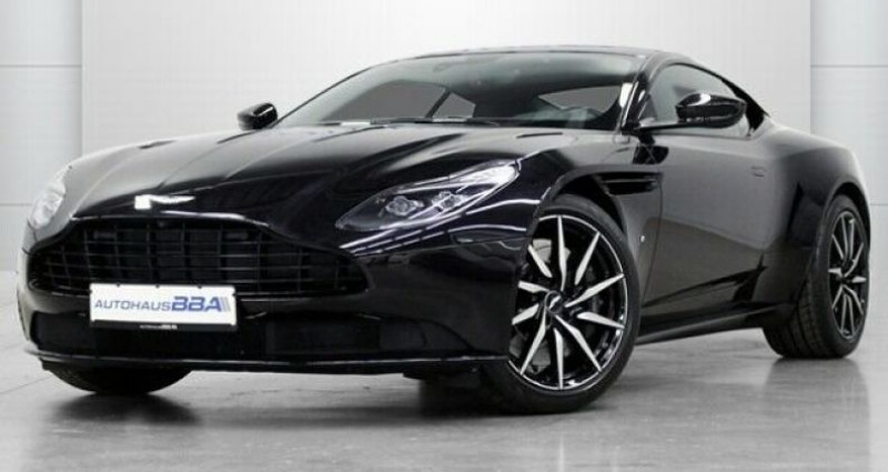 Aston martin DB11 DB11 Coupe Launch Edition Navi Dark Chrome Jewel Noir occasion à Mudaison