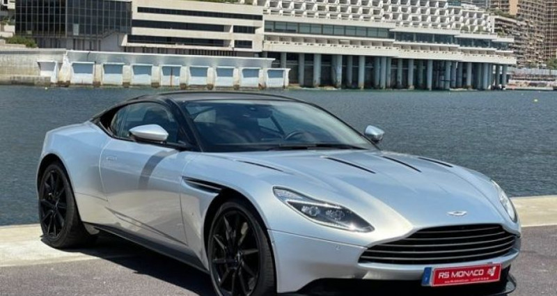 Aston martin DB11 V12 ? 14.500 kms Argent occasion à Monaco