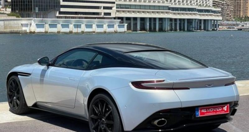 Aston martin DB11 V12 – 14.500 kms Argent occasion à Monaco - photo n°2