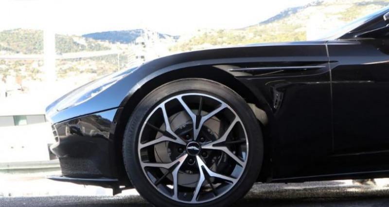 Aston martin DB11 V12 Bi-turbo 5.2 608ch BVA8 Noir occasion à MONACO - photo n°7