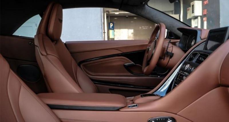 Aston martin DB11 V12 Bi-turbo 5.2 608ch BVA8 Noir occasion à MONACO - photo n°6
