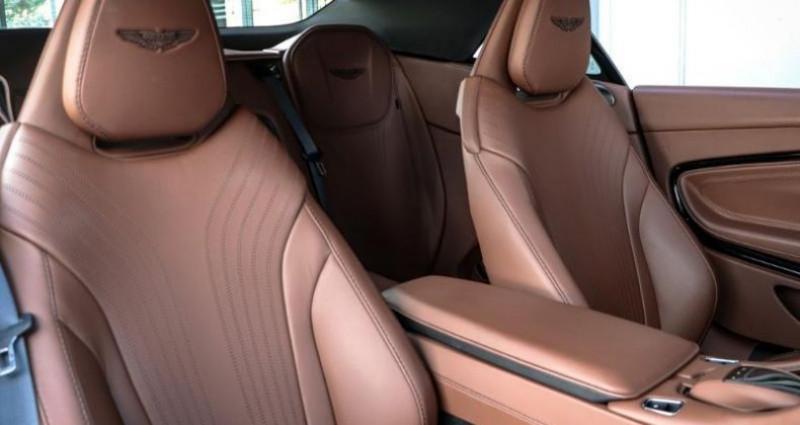 Aston martin DB11 V12 Bi-turbo 5.2 608ch BVA8 Noir occasion à MONACO - photo n°5