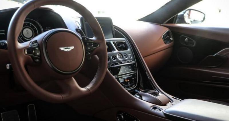 Aston martin DB11 V12 Bi-turbo 5.2 608ch BVA8 Noir occasion à MONACO - photo n°4