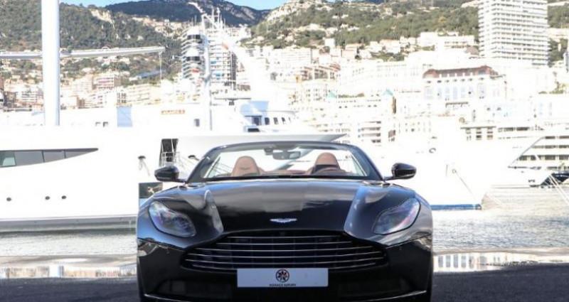 Aston martin DB11 V12 Bi-turbo 5.2 608ch BVA8 Noir occasion à MONACO - photo n°2