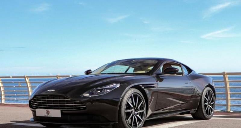 Aston martin DB11 V12 Bi-turbo 5.2 608ch BVA8 Marron occasion à MONACO