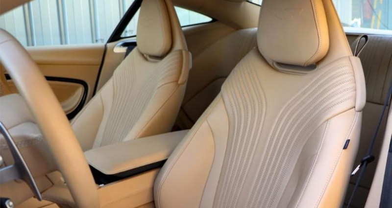 Aston martin DB11 V12 Bi-turbo 5.2 608ch BVA8 Marron occasion à MONACO - photo n°5