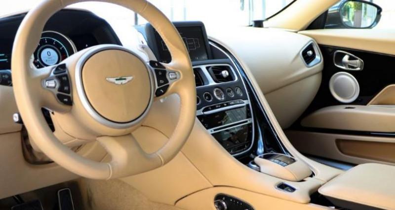 Aston martin DB11 V12 Bi-turbo 5.2 608ch BVA8 Marron occasion à MONACO - photo n°4