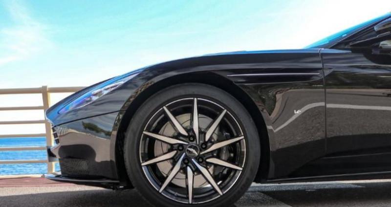 Aston martin DB11 V12 Bi-turbo 5.2 608ch BVA8 Marron occasion à MONACO - photo n°7