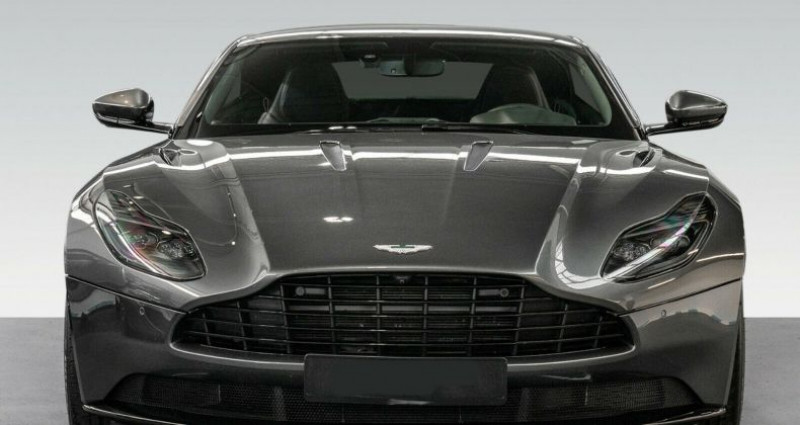 Aston martin DB11 V12 Bi-Turbo AMR Gris occasion à Boulogne-Billancourt - photo n°4