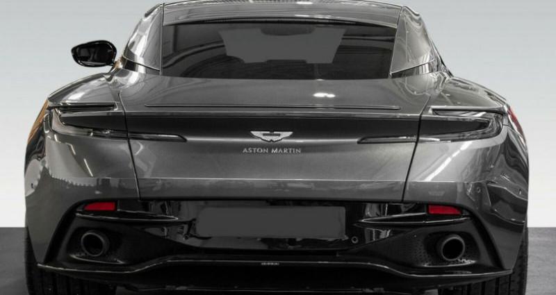 Aston martin DB11 V12 Bi-Turbo AMR Gris occasion à Boulogne-Billancourt - photo n°5