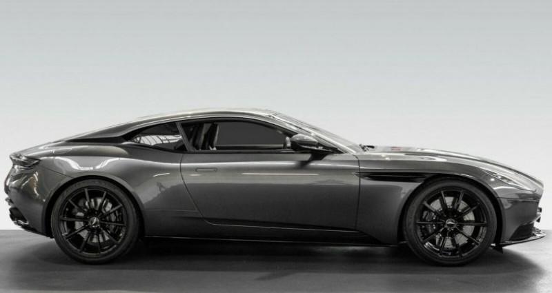 Aston martin DB11 V12 Bi-Turbo AMR Gris occasion à Boulogne-Billancourt - photo n°2
