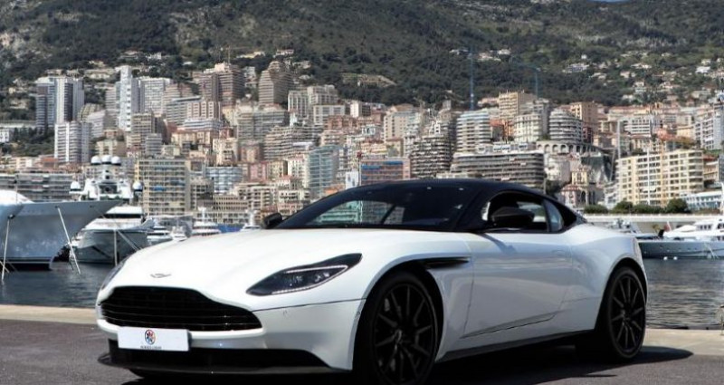 Aston martin DB11 V8 Blanc occasion à MONACO