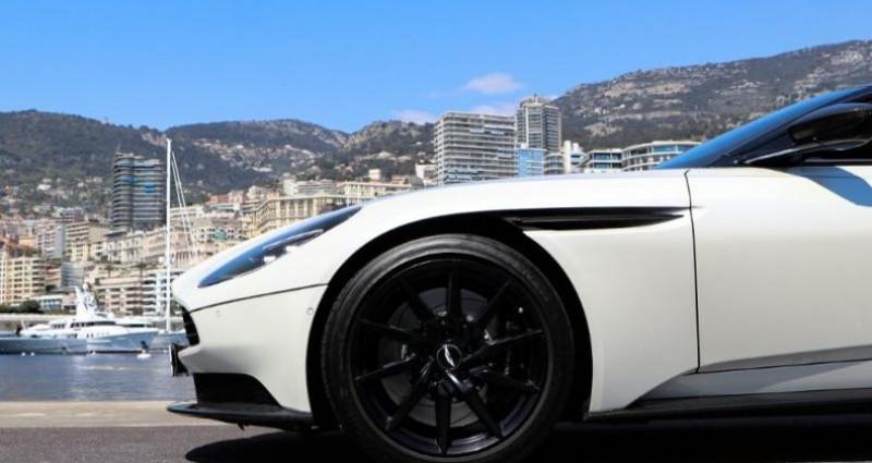 Aston martin DB11 V8 Blanc occasion à MONACO - photo n°7