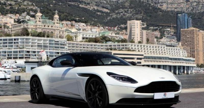 Aston martin DB11 V8 Blanc occasion à MONACO - photo n°3