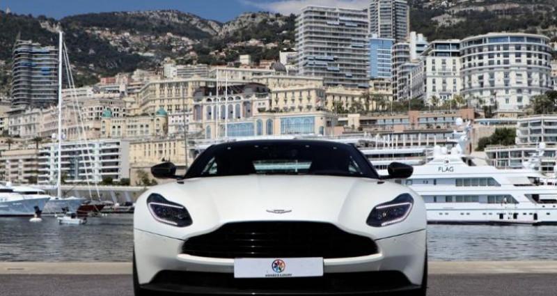 Aston martin DB11 V8 Blanc occasion à MONACO - photo n°2