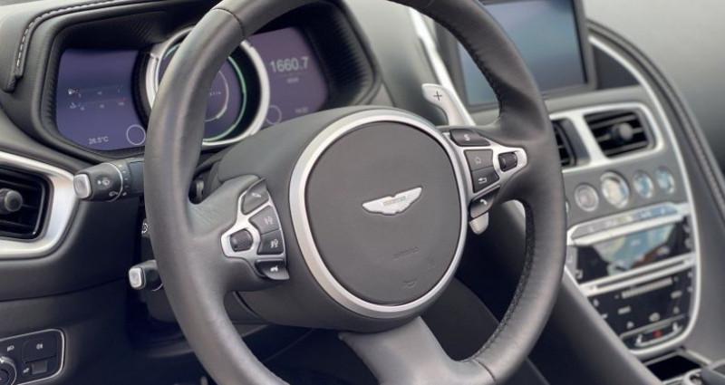 Aston martin DB11 VOLANTE  occasion à Paris - photo n°4
