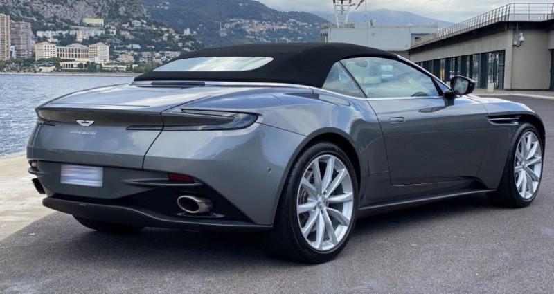 Aston martin DB11 VOLANTE  occasion à Paris - photo n°3
