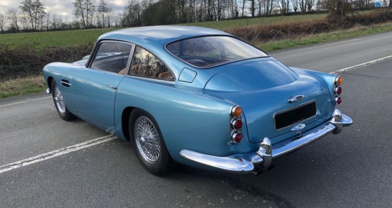 Aston martin DB2/4 1961 Bleu occasion à Saint-saturnin - photo n°6