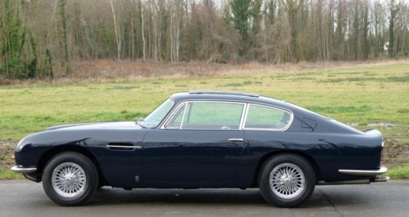 Aston martin DB6 4.0 RHD  occasion à Luxembourg - photo n°3