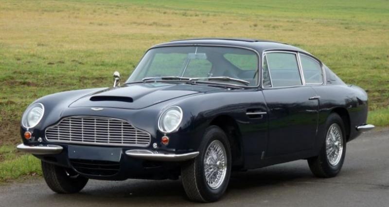 Aston martin DB6 4.0 RHD  occasion à Luxembourg - photo n°2