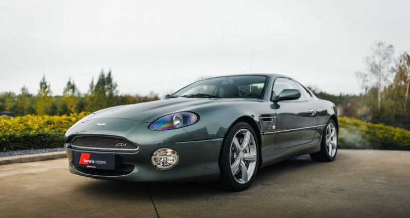 Aston martin DB7 GTA *First owner* 6.0 V12 * Perfect condition  occasion à Harelbeke - photo n°2