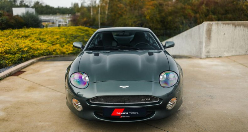 Aston martin DB7 GTA *First owner* 6.0 V12 * Perfect condition  occasion à Harelbeke - photo n°3