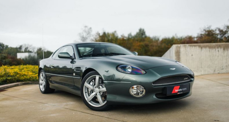 Aston martin DB7 GTA *First owner* 6.0 V12 * Perfect condition  occasion à Harelbeke