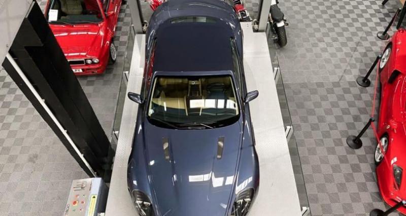 Aston martin DB9 Volante ASTON MARTIN DB9 VOLANTE 6.0 V12 Bleu occasion à SAINT LAURENT DU VAR - photo n°4