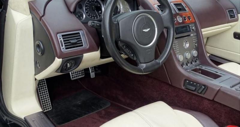 Aston martin DB9 Volante V12 VOLANTE 455 CV - MONACO Gris occasion à MONACO - photo n°6