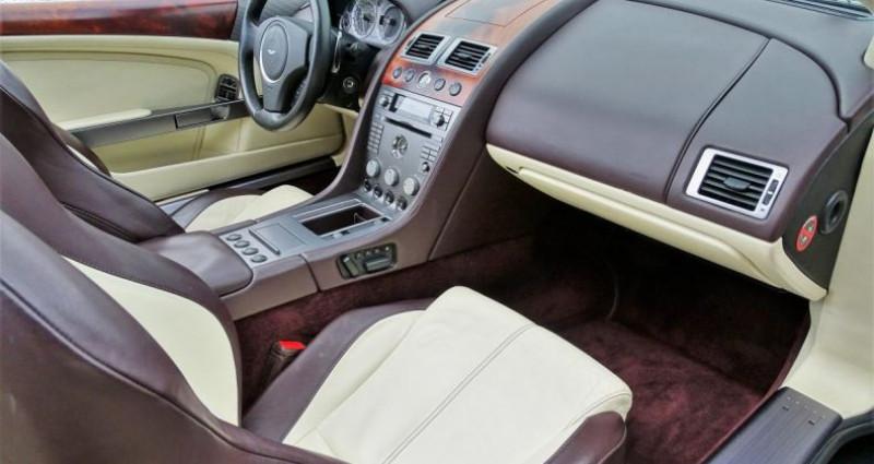 Aston martin DB9 Volante V12 VOLANTE 455 CV - MONACO Gris occasion à MONACO - photo n°7