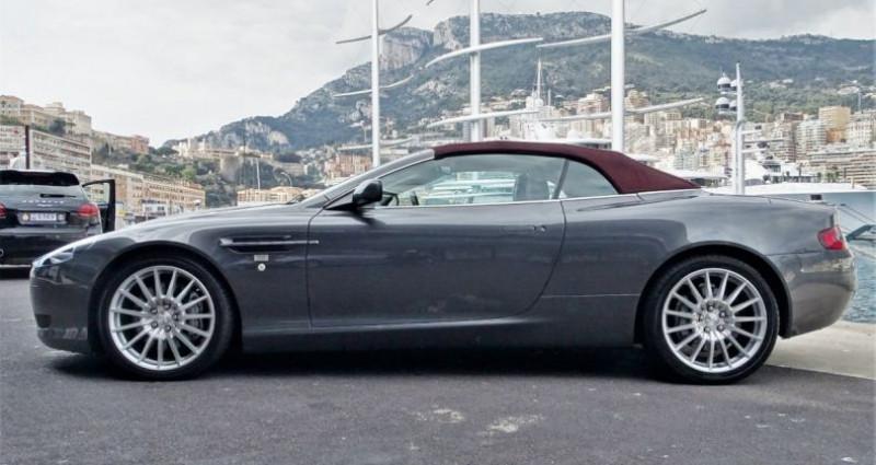 Aston martin DB9 Volante V12 VOLANTE 455 CV - MONACO Gris occasion à MONACO - photo n°4