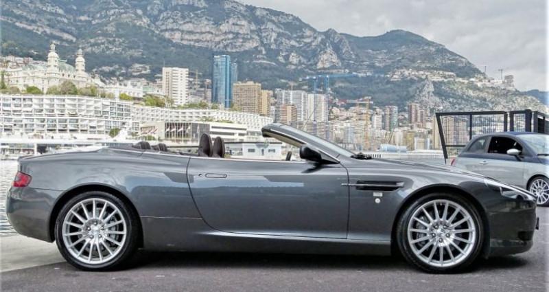 Aston martin DB9 Volante V12 VOLANTE 455 CV - MONACO Gris occasion à MONACO - photo n°5