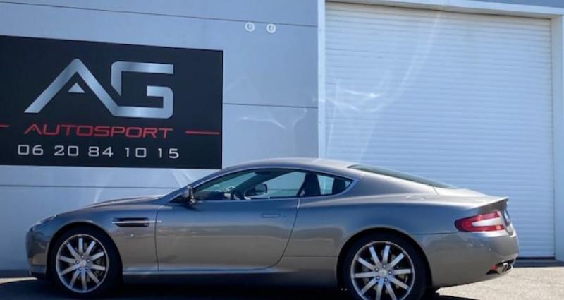 Aston martin DB9 5.9 V12 455  occasion à CRAC'H - photo n°5