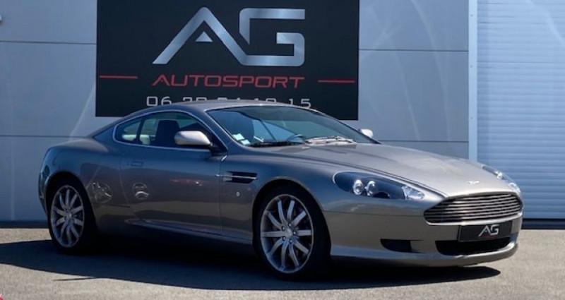 Aston martin DB9 5.9 V12 455  occasion à CRAC'H - photo n°3