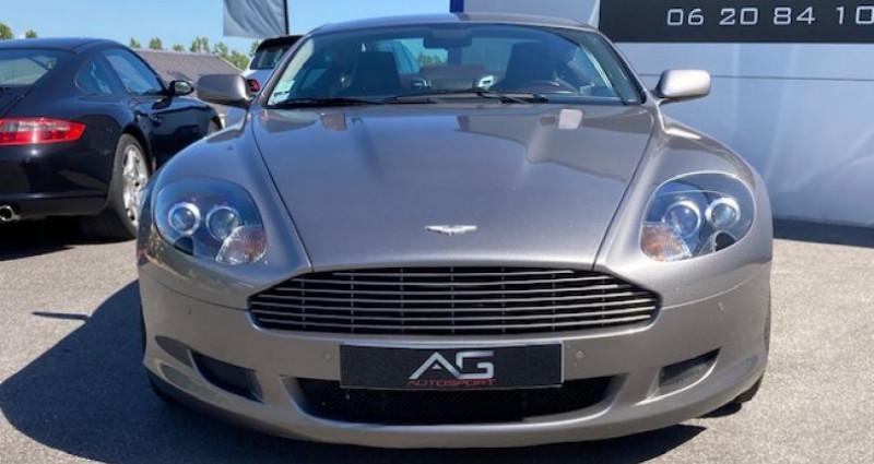 Aston martin DB9 5.9 V12 455  occasion à CRAC'H - photo n°2