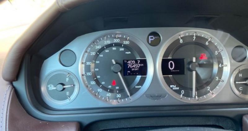 Aston martin DB9 5.9 V12 455  occasion à CRAC'H - photo n°6