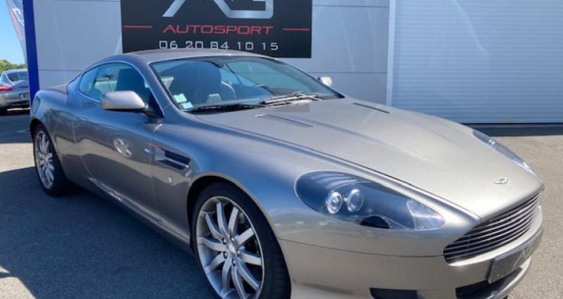 Aston martin DB9 5.9 V12 455  occasion à CRAC'H