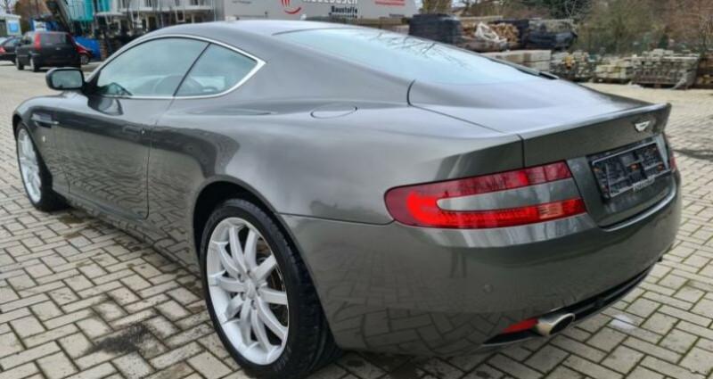 Aston martin DB9 V12 5.9L Gris occasion à Boulogne-Billancourt - photo n°6